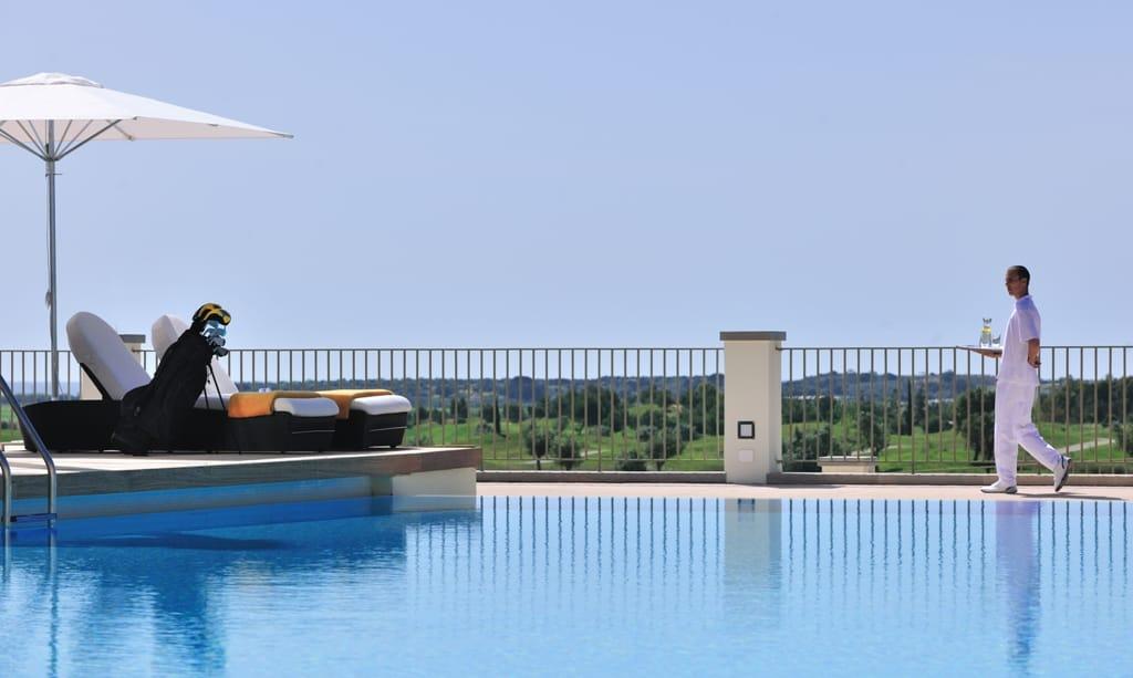 Anantara vilamoura algarve resort - Zwembad arrangement ...
