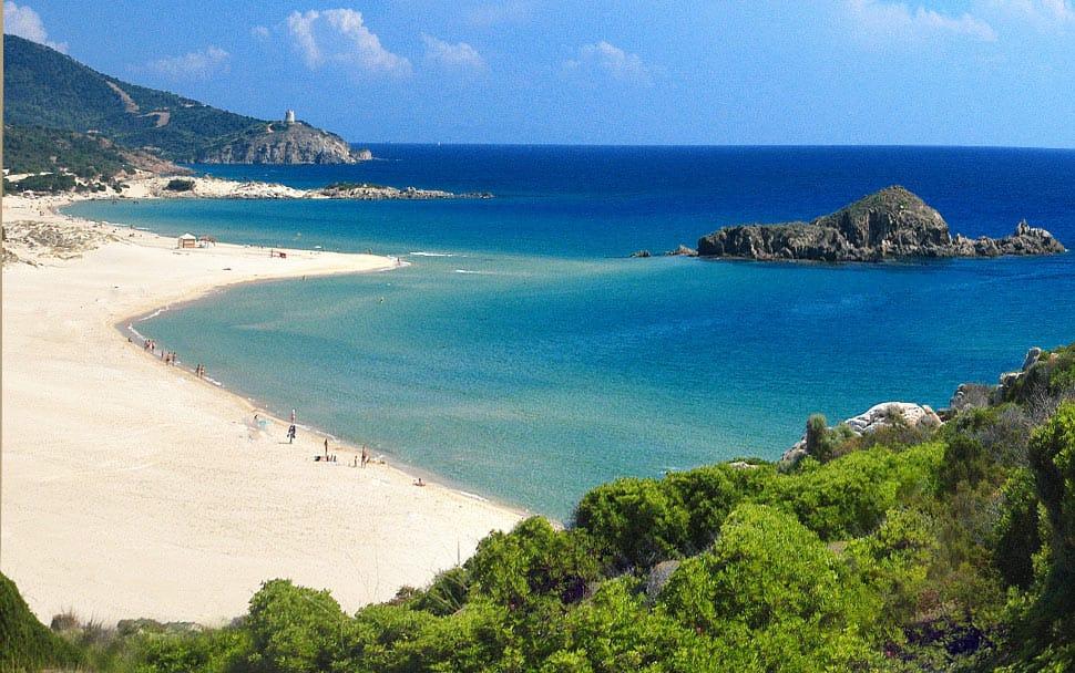 Golfarrangementje Nl Is Molas Golf Resort Sardinie
